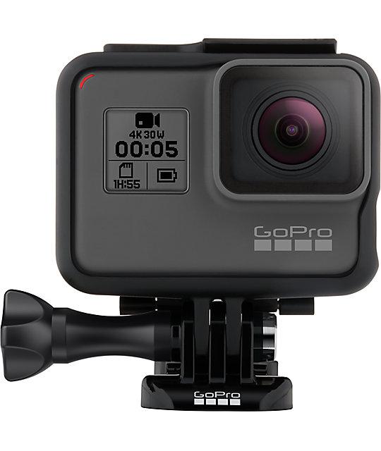 GoPro HERO5 cámara negra