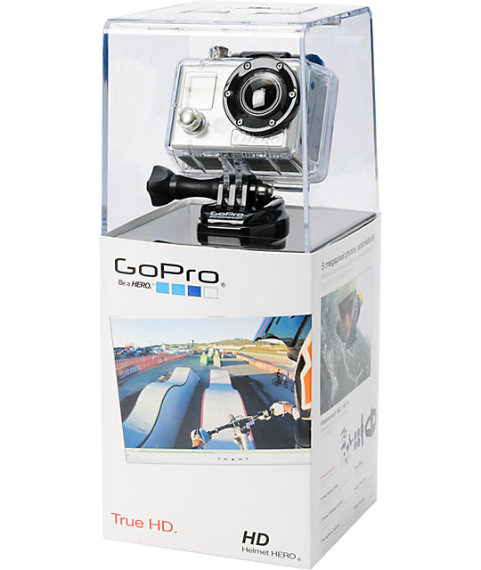 GoPro Helmet Hero HD Action Camera