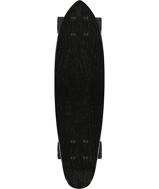 "Gold Coast Whizz 24""  Black Cruiser Complete"