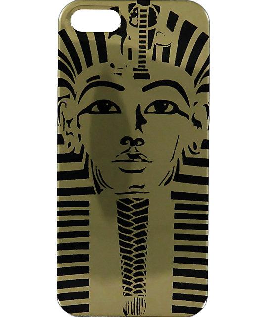 Golden King iPhone 5 Case