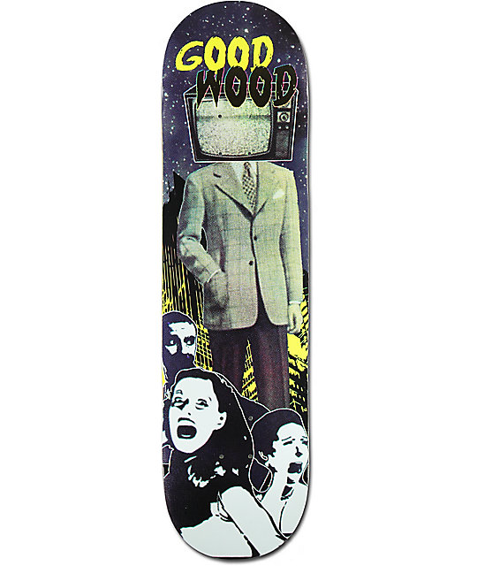 "Goodwood America 8.25"" Skateboard Deck"