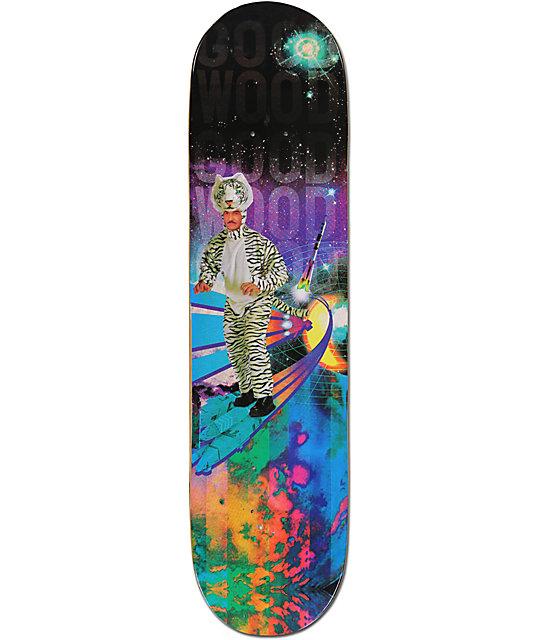 "Goodwood Burt V2 7.9""  Skateboard Deck"