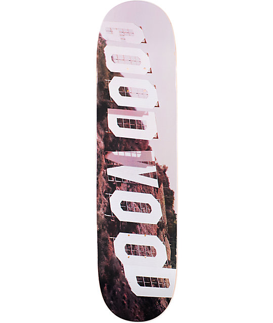 "Goodwood Hills 7.87""  Skateboard Deck"