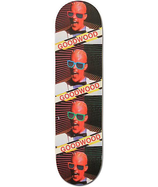 """Goodwood Max 8.0""""  Skateboard Deck"""