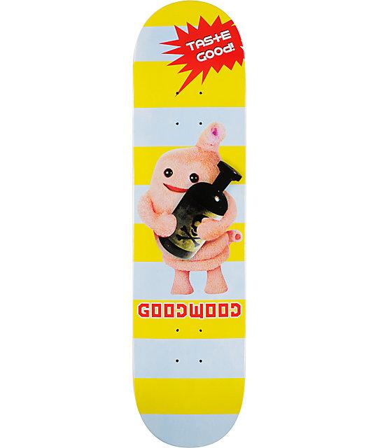"Goodwood Poison 7.8""  Skateboard Deck"