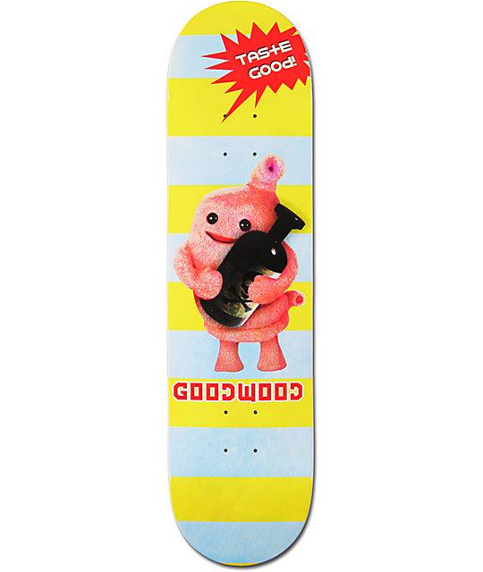 "Goodwood Poison 8.0""  Skateboard Deck"