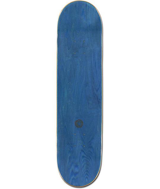 "Goodwood Spaced Invader 8.0""  Skateboard Deck"