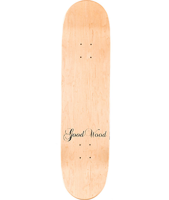 "Goodwood Tan Lines 8.0""  Skateboard Deck"