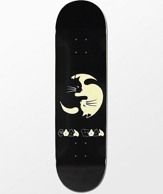 "Goodwood Ying & Yang 2 8.5"" Skateboard Deck"