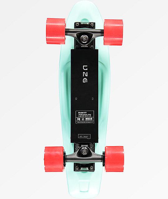 "Gravity Skateboards Electric 22"" Cruiser Complete Skateboard"