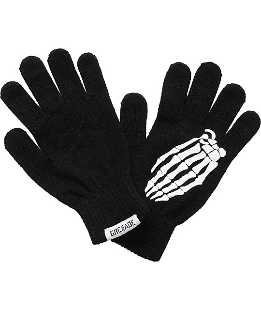 Grenade Crypt Knit Gloves
