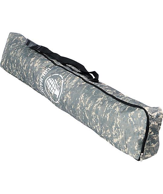 Grenade Green Camo 166cm Snowboard Bag