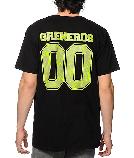 Grenade Grenerds T-Shirt