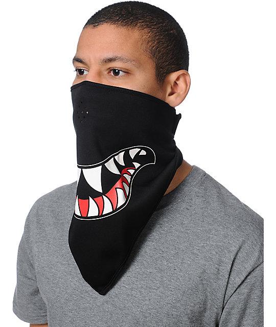 Grenade Recruit Black Face Mask
