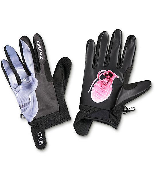 Grenade X-Ray Vision CC935 Snowboard Gloves