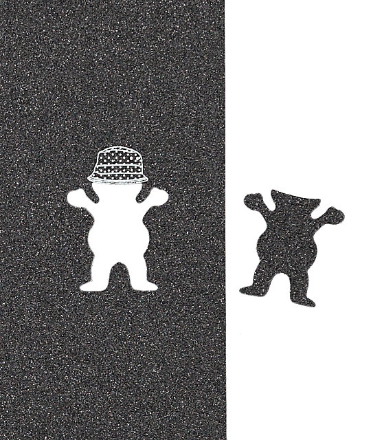 Grizzly Boo Johnson Grip Tape