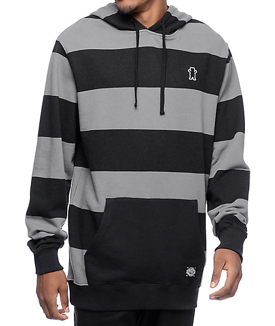 Find great deals on eBay for gray black stripe hoodie. Shop with confidence.