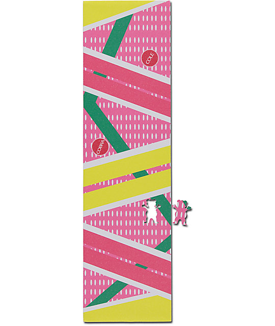 Grizzly Cobra Cole Hover Grip Tape