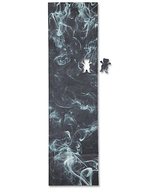 Grizzly Smoke Cutout Grip Tape