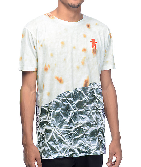 Grizzly Team Burrito Sublimated T-Shirt