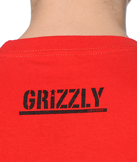 Grizzly x Diamond Supply Co T-Shirt
