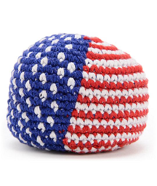 Guatemalart USA Crochet Hacky Sack