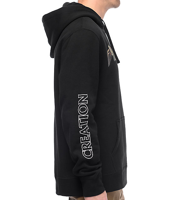 HSTRY Exchange Black Hoodie
