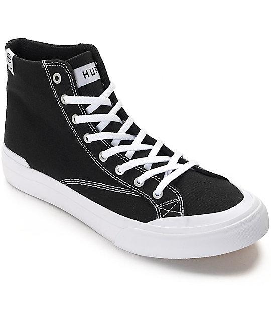 Thrash Metal White Shoes