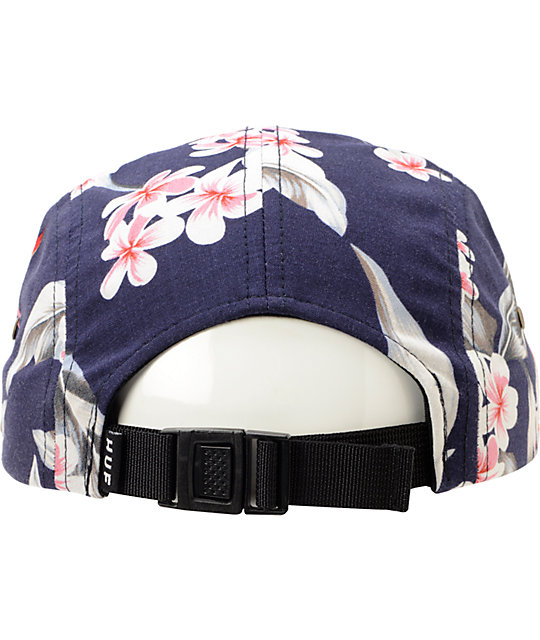 HUF Endless Summer Volley Blue 5 Panel  Hat