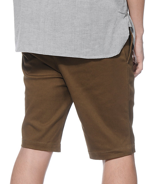 HUF Fulton Slim Fit Chino Shorts