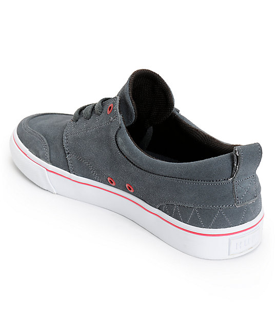 HUF Ramondetta Pro Charcoal & Raven Skate Shoes