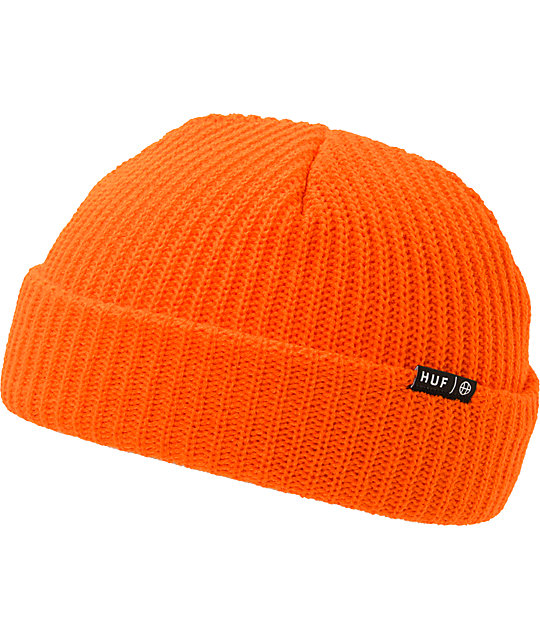 HUF Usual Orange Beanie
