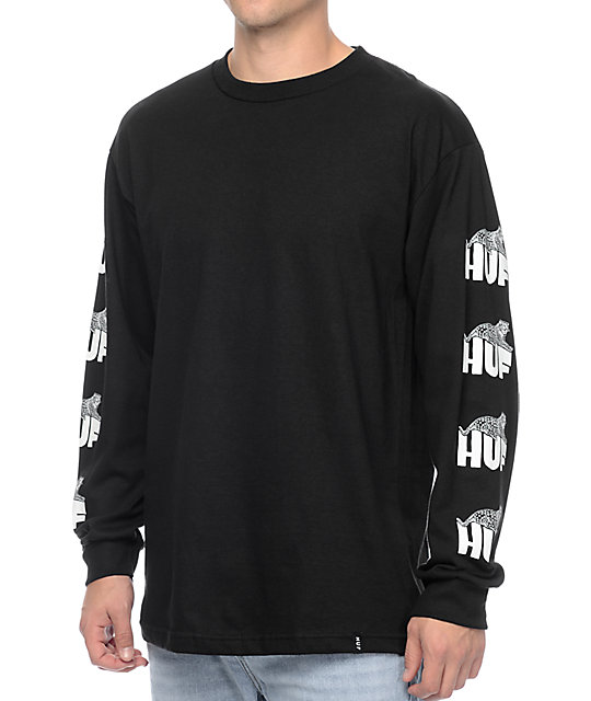 Wildcat Black Long Sleeve T-Shirt