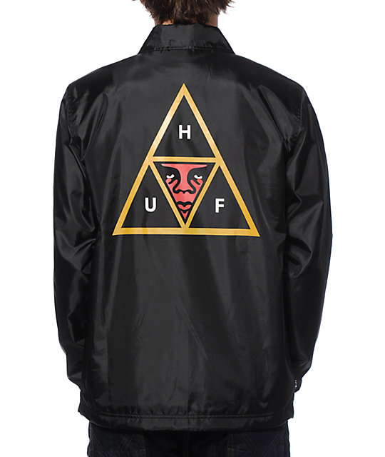 Obey Windbreaker Jackets Coat Nj