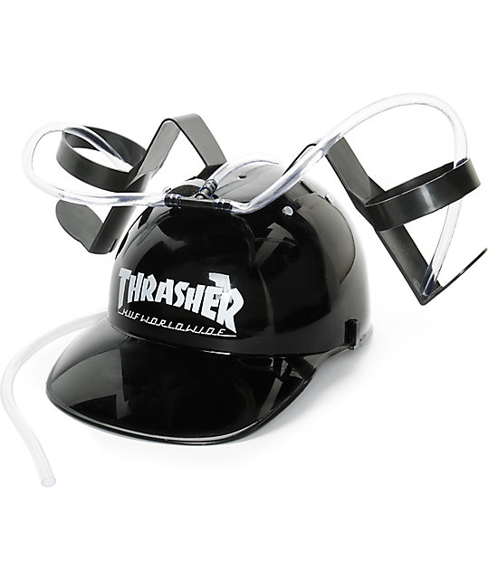 HUF x Thrasher Drink Helmet