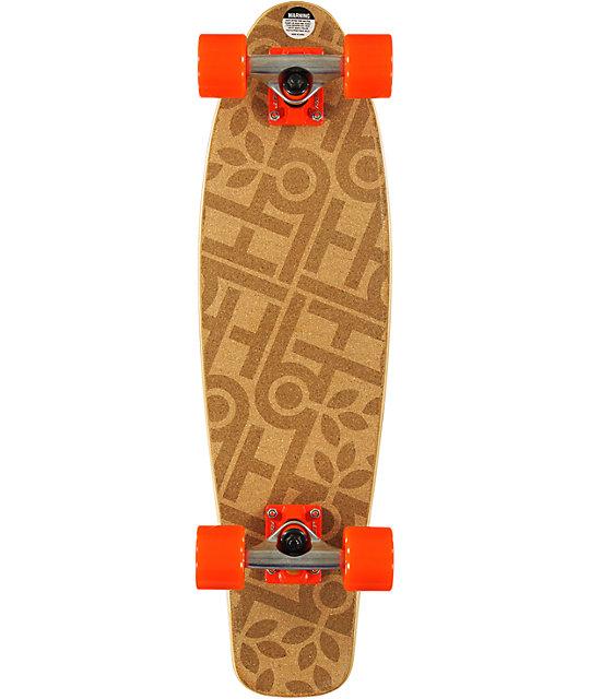 "Habitat Bloom Cork 27""  Cruiser Complete Skateboard"