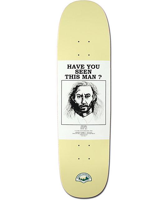 "Habitat Twin Peaks Have You Seen Bob 8.5"" Skateboard Deck"