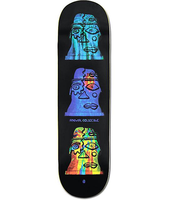 """Habitat X Animal Collective 8.37"""" Skateboard Deck"""