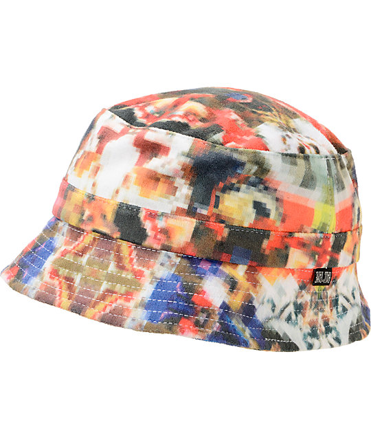 Hall Of Fame Gatti Sublimiation Bucket Hat