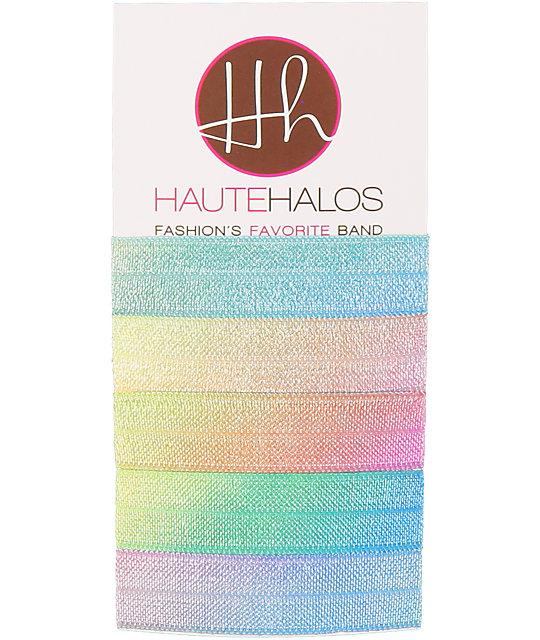 Haute Halos Tie Dye Hair Ties