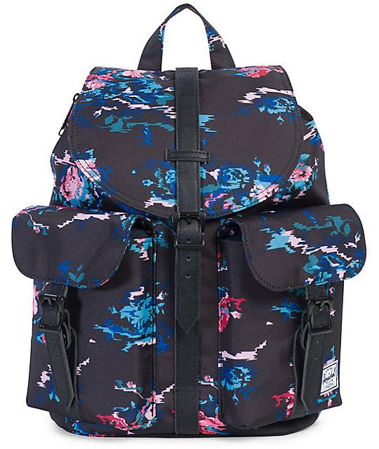 Herschel Supply Co Dawson Floral Blur 13l Backpack At
