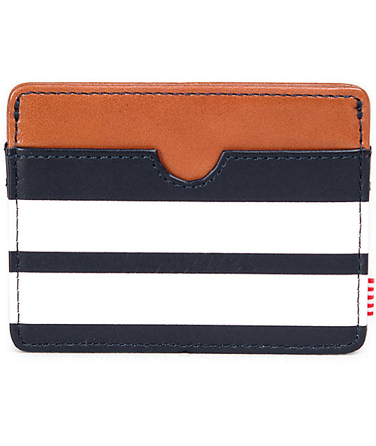 Herschel Supply Co. Charlie Peacoat Cardholder