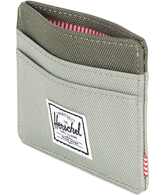 Herschel Supply Co. Charlie Shadow Beetle Cardholder