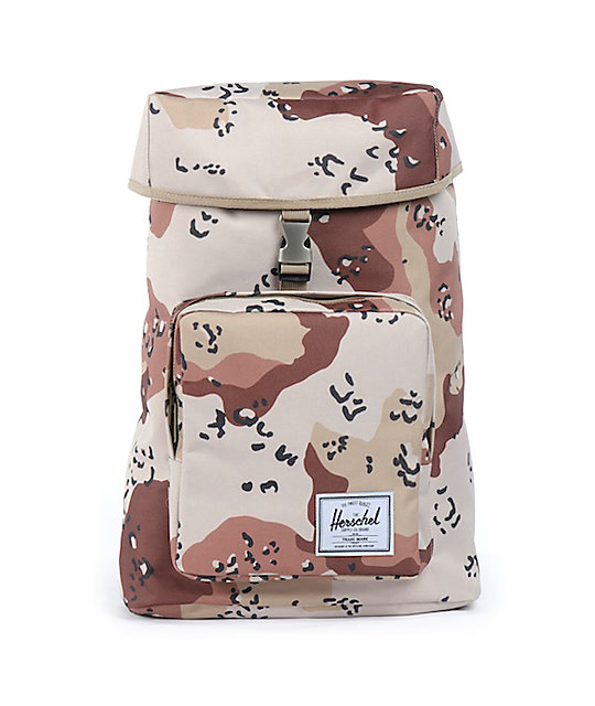 Herschel Supply Co. Claim Desert Camo Backpack