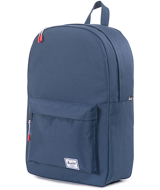 Herschel Supply Co. Classic Mid Navy 13L Backpack