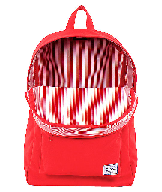 Herschel Supply Co. Classic Red Backpack