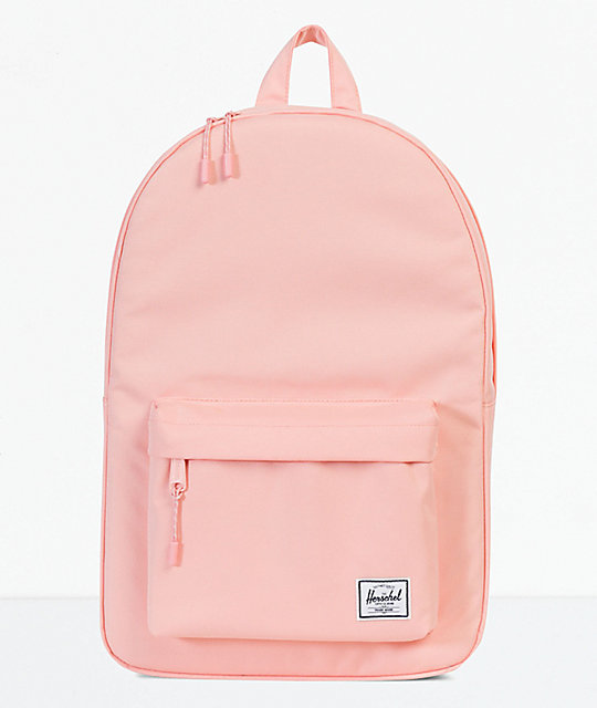 Herschel Supply Co. Classic mochila 18L en color albaricoque