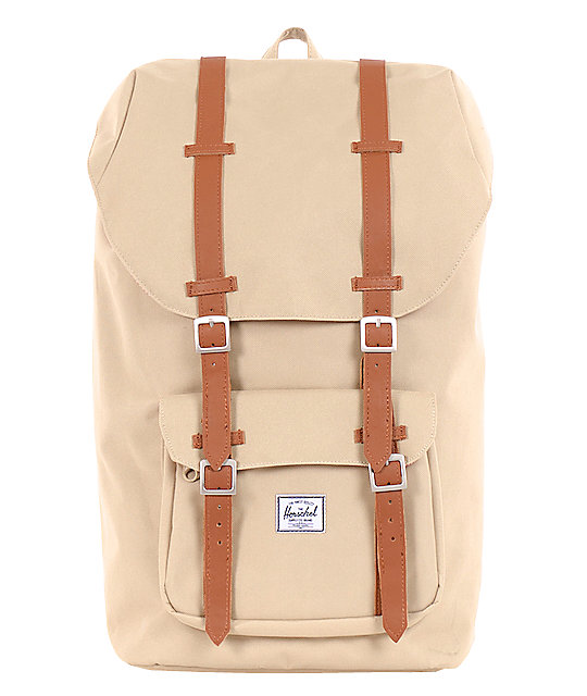 Herschel Supply Co. Co Little America Khaki Backpack