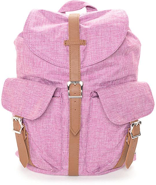 Herschel Supply Co. Dawson Fuchsia 10.75L Rucksack Backpack