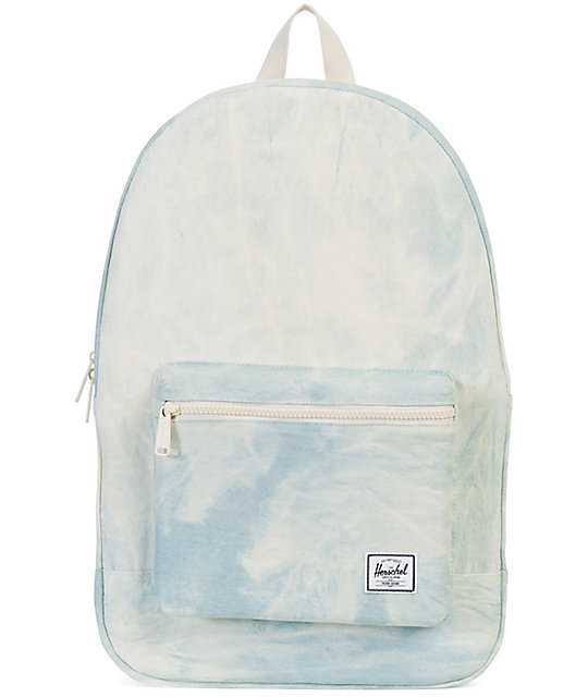 Herschel Supply Co. Daypack Bleach Denim 24.5 L Backpack by Herschel Supply